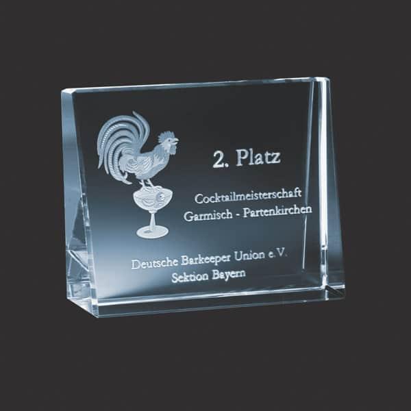 2D GLASFRAMES, SELBSTSTEHEND